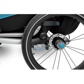Thule Chariot Sport 1 Remorque vélo, thule blue/black
